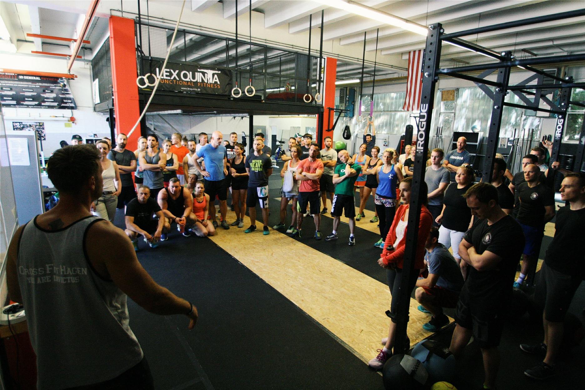 CrossFit - Mehr als nur Sport!